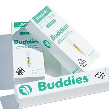 The Best Cannabis Brands | Buddies Brand